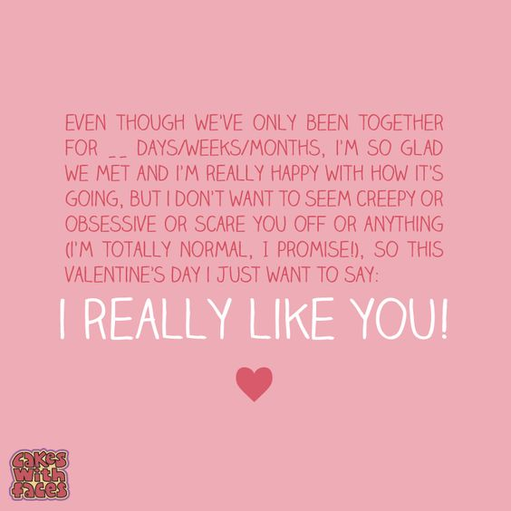 i like you valentines day cards - google search | funny, Ideas