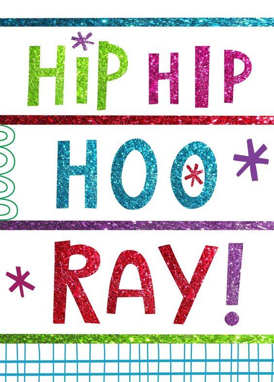 Hip Hip Congrats! - Congratulations Cards from CardsDirect