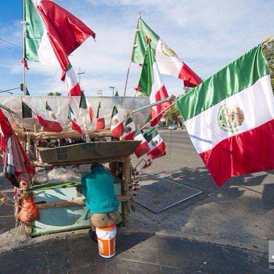 En la calle #Bandera  #EsMiBandera