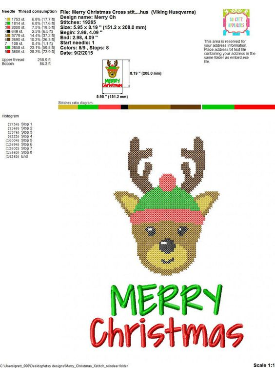Embroidery design 5x7 6x10 UGLY SWEATER by SoCuteAppliques on Etsy