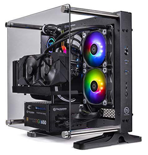 Thermaltake Lcgs P 101 Aio Liquid Cooled Cpu Gaming Pc Amd Ryzen 5 3600x 3 8ghz Toughram Ddr4 3200mhz Rgb 16gb Nvidia Geforce Rtx 2060 Super 8gb Gen4 M 2 1t Ddr4 Nvidia Mini Itx