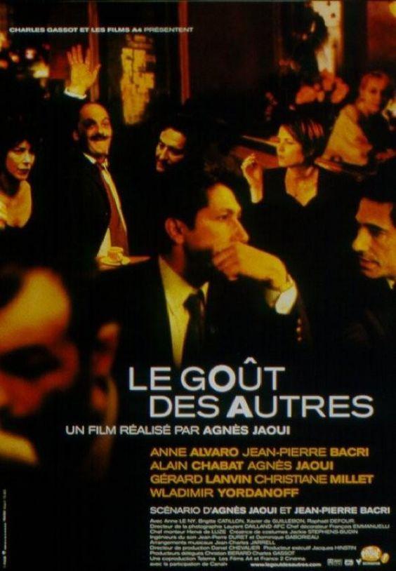 Affiche du film Le Goût des autres
