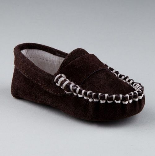 Moccasin Suede Shoe - Charming Infant Moccasin - Events
