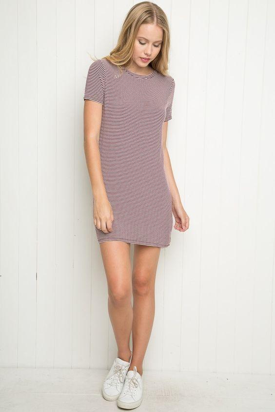 Brandy ♥ Melville | Jenelle Dress - Just In