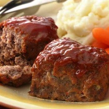 Grilled Meat Loaf Dinner Foil Packets recipe from Betty Crocker