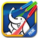 Color & Draw for Kids.  My kid love it !