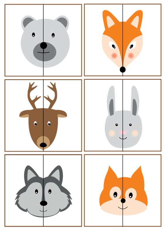 állatos puzzle