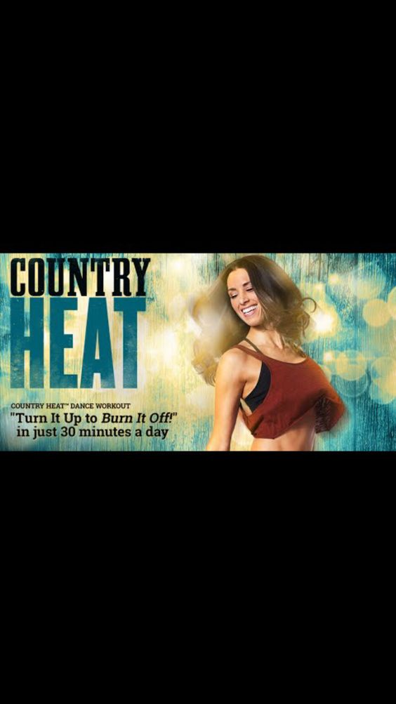Love country music and dancing? Country Heat is available now!