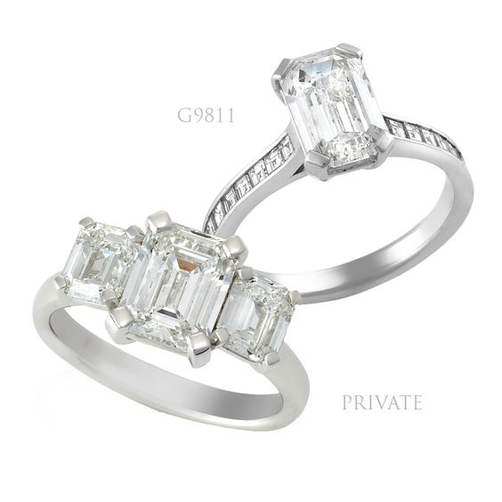 Diamond Jewellery - G9811|PRIVATE