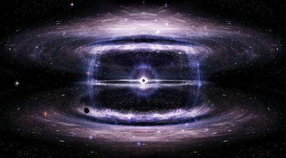 Cálculos sugerem que nosso universo pode ser um holograma  Saiba mais: