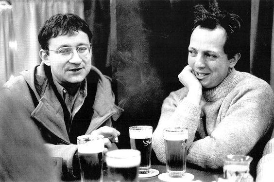 Guy Debord et Raoul Vaneigem