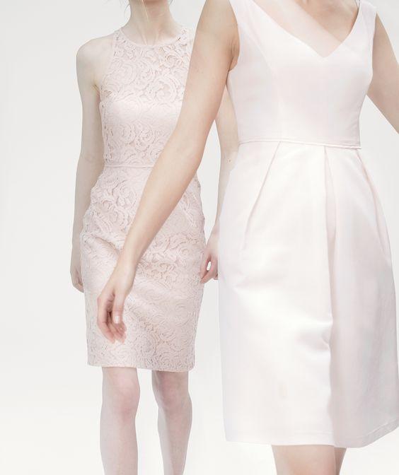 Weddings Parties J Crew Women S Pamela Dress In Leavers Lace And Kami