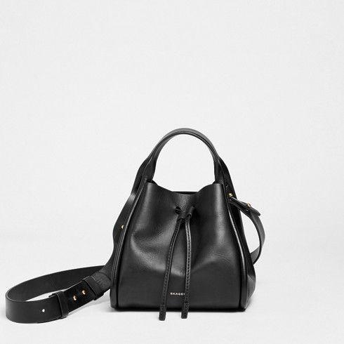 Damen Tasche Mini Kolding - Leder