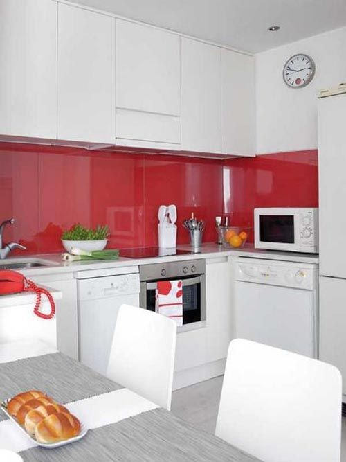 Small Modern Kitchen Design Ideas - Home Decorating Ideas – Interior Design Ideas on hometodecor.com