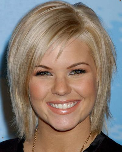 Short Hairstyles For Round Faces Young : Short hairstyles for thick hair http: www.99wtf.net category