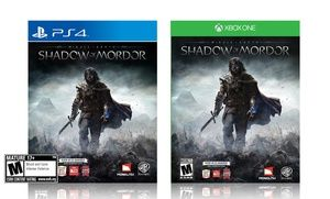 Groupon - Middle Earth: Shadow of Mordor for PS3, PS4, Xbox 360, or Xbox One  $30