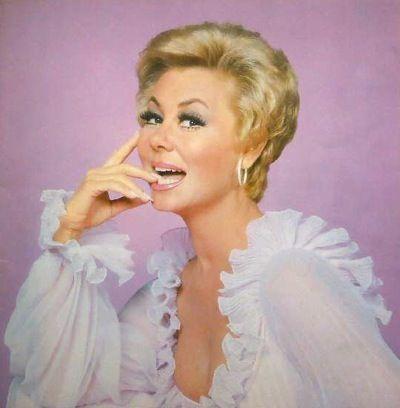 Miss Mitzi Gaynor.