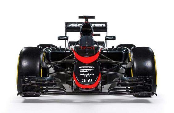 New McLaren Livery for Spanish GP