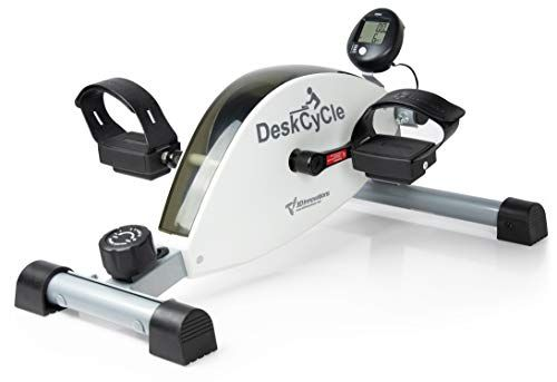 Deskcycle Under Desk Cycle Pedal Exerciser Stationary Mini
