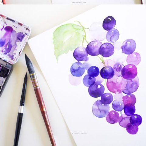 6 Abstract Watercolor Techniques To Shake Up Your Creative