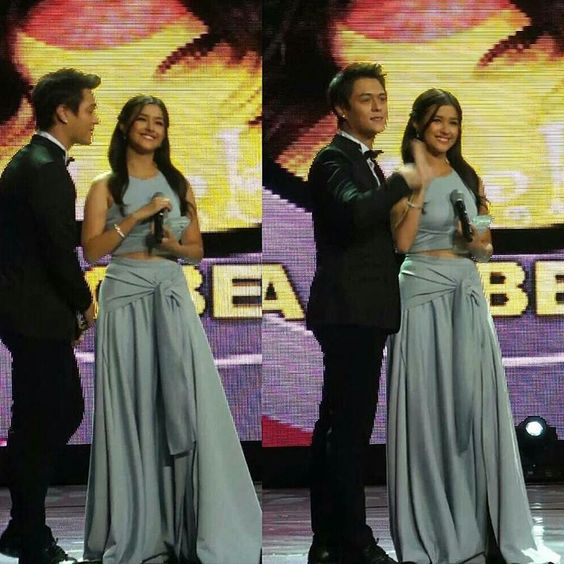 """#we are proud of u hopey and quen!!!@lizasoberano @enriquegil17 #EverydayILY  #PUSHAWARDS  #lizquen#EthanAndAudrey  #mayforever #cto@starmagicphils"""