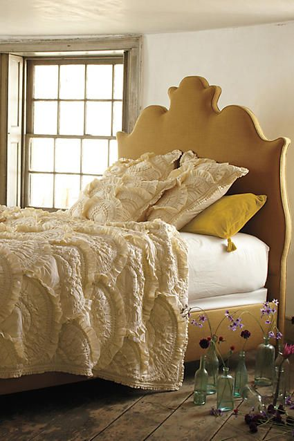 pretty beige rivulets duvet cover