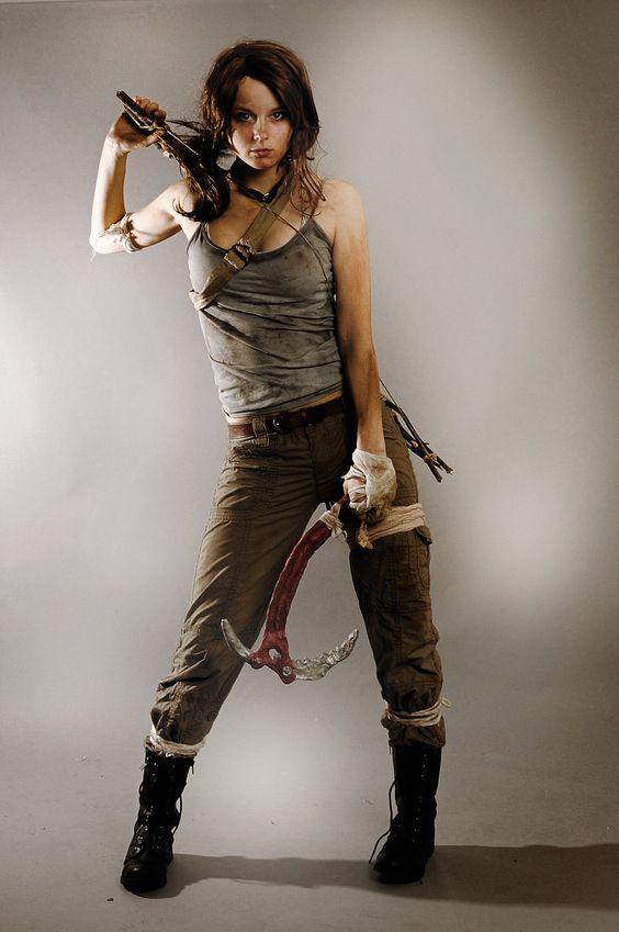 Cosplay, Lara croft and Art on Pinterest