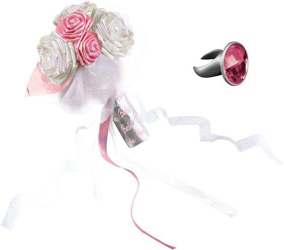 costume accessory: barbie bridal set forever barbie Case of 5