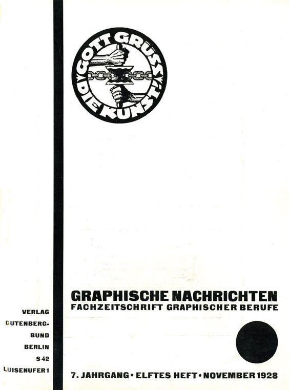 https://flic.kr/p/gU97i7   Cover Graphische Nachrichten, 7. Jahrgang, Heft 11, November 1928
