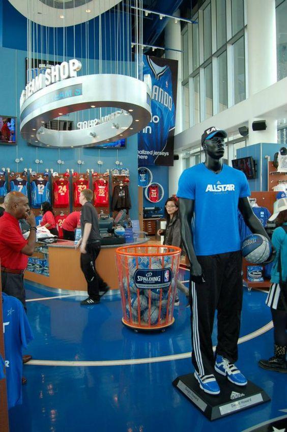 Nba All Star Addidas Store All Star Adidas Store Retail Design