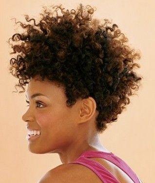 Phenomenal Short Curly Hairstyles Curly Hairstyles And Hairstyles On Pinterest Short Hairstyles For Black Women Fulllsitofus