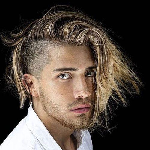 Undercut + Long Hair