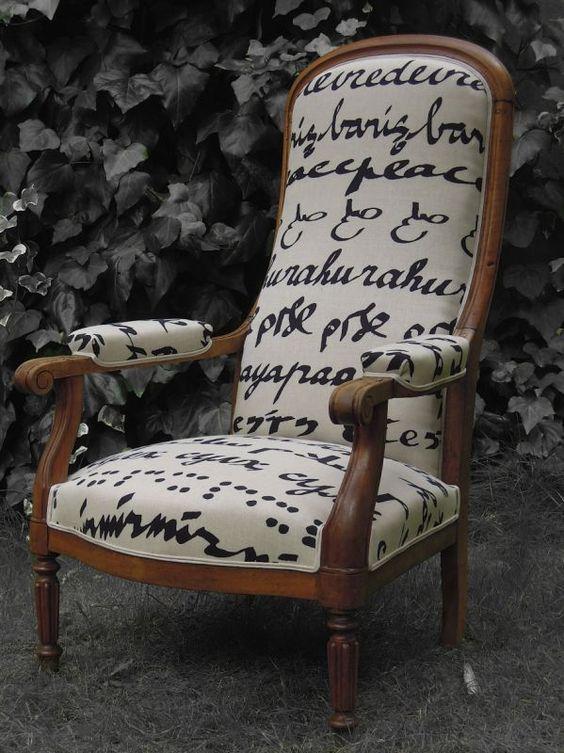 Pierre frey on pinterest for Tissu d ameublement fauteuil
