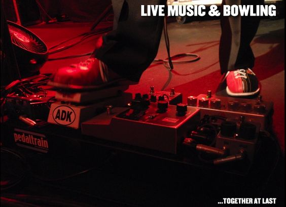 LIVE MUSIC & BOWLING... TOGETHER AT LAST :: Brooklyn Bowl = Food by Blue Ribbon + 16 lane bowling alley + 600 capacity live music venue :: located in Brooklyn, NY. // Find us on Twitter & Instagram @brooklynbowl - FB: http://bkbwl.com/gVLVzS // #BrooklynBowl - #BowlingAlley - #LiveMusicVenue - #BlueRibbonFood - #LiveMusic - #BrooklynBowlEvents - #BrooklynNightlife - #NYC - #Entertainment - #NewMusic -  #Concerts