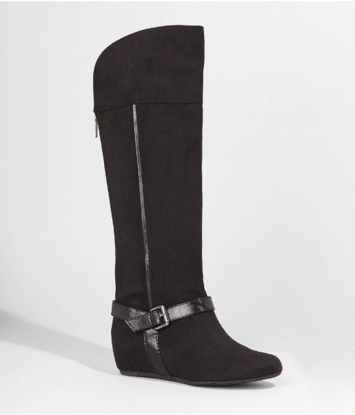 Wedge boot from Express