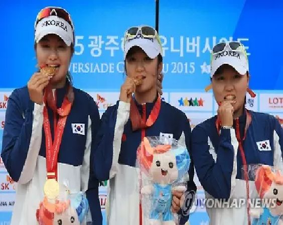 (Universiade) S. Korea stays in front with gold medals from three sports