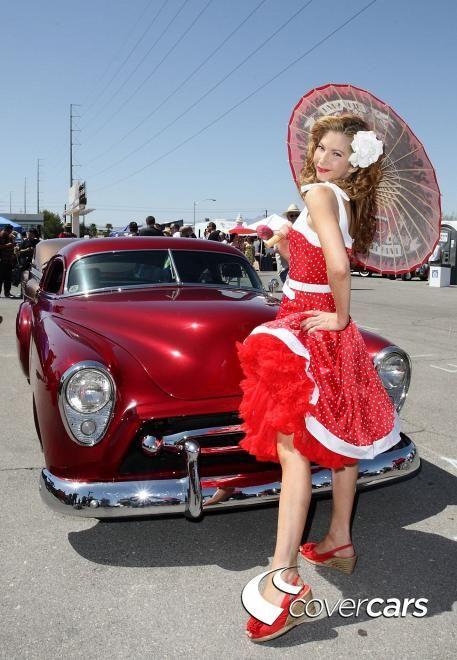 2012 Viva Las Vegas Rockabilly Car Show, Violetta Beretta