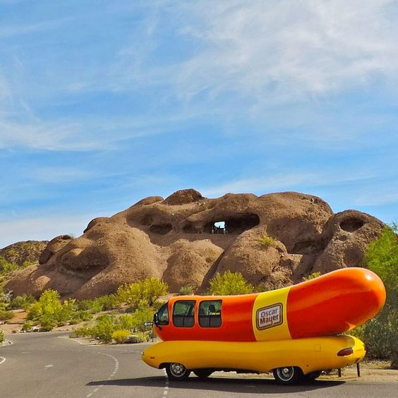 Voitures Insolites together with Wienermobile Fun Facts additionally Oscar Mayer Food Convention additionally 211577 likewise 79816362. on oscar mayer wienermobile tour schedule