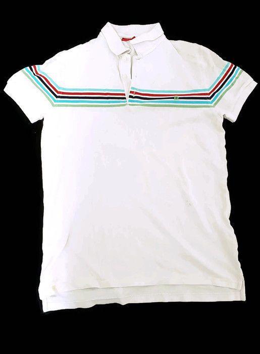 Pierre Cardin Mens Dye Jersey Polo Shirt Classic Fit Tee Top Short Sleeve Button