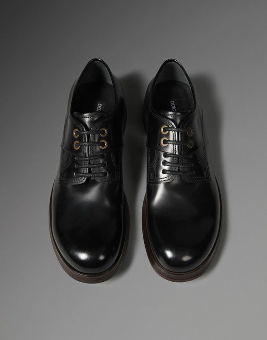 Laced shoes Men - Shoes Men on Dolce Online Store United States - Dolce & Gabbana Group
