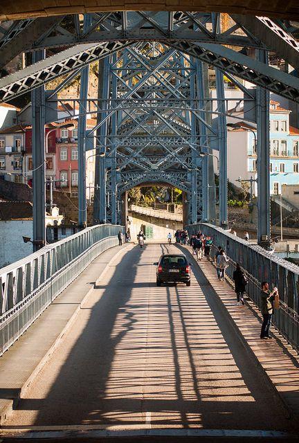 Ponte Luis I www.webook.pt #webookporto #porto #pontes