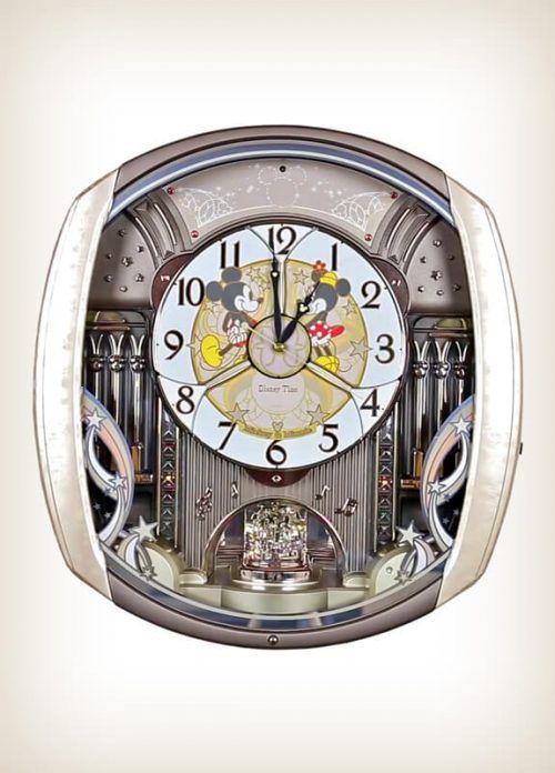 Seiko Fw563a Disney Time Melody In Motion Clock Clock Disney