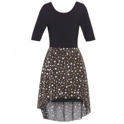 a cute fall dress for your little girl or pre teen from