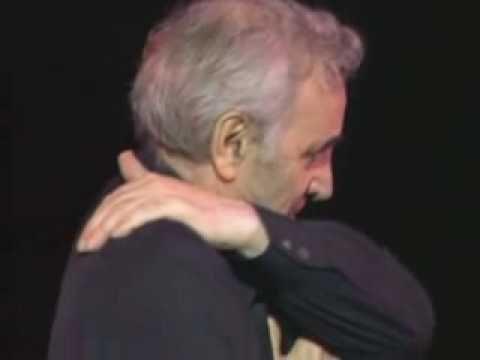 La Lumière - Charles Aznavour - YouTube   AZNAVOUR   Pinterest ...