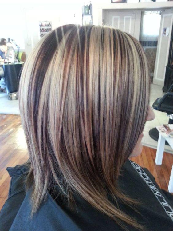 Wondrous Dark Colors And Hair Ideas On Pinterest Short Hairstyles Gunalazisus