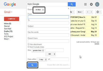 How To Retrieve Your Deleted Or Archived Emails In Gmail By Laura Spencer Have You Accidentally Deleted Or Otherwise Misplaced An Tutorial Web Design Gmail