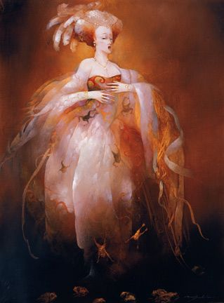 Anne Bachelier The Phantom of the Opera: Carlotta Croaks
