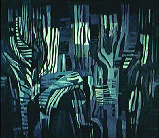 Roberto Burle Marx - Composição Vegetal (1963)