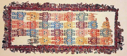 Mantle (The Paracas Textile)