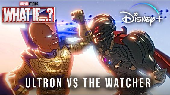 Ultron vs. The Watcher